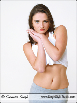 modelos femininos