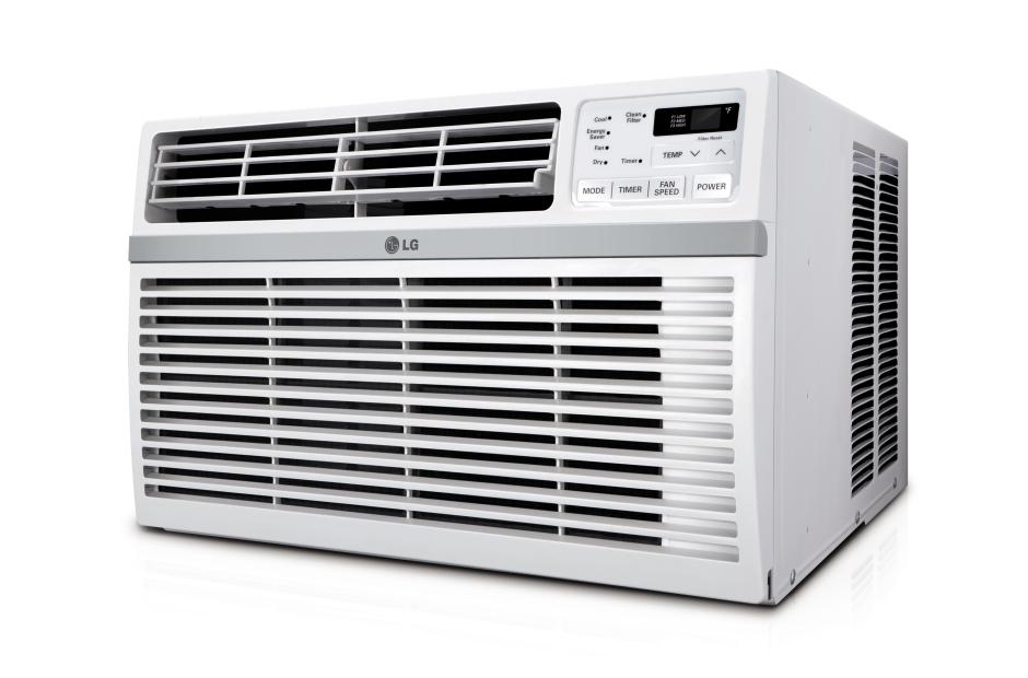 LG LW8016ER Window Air Conditioner 8000 BTU 115V