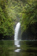 Lavena Coastal Walk waterfall