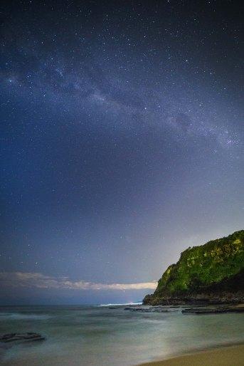 Turimetta Beach Astrophotograhy