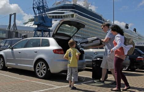 Cruise Terminal Parking