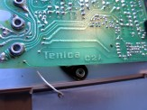 """Tenica"" branded PCB. Never heard of them, Goggle turned up nothing."