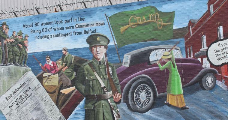 Historia zaklęta w muralach część 2
