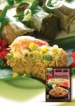 Pepes nasi Udang