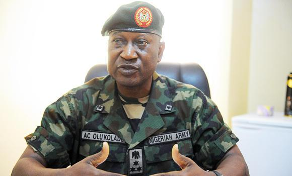 Nigerian military warns politicians against inciting soldiers to mutiny