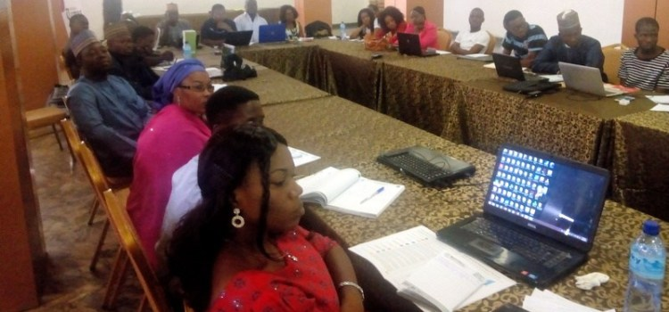 PTCIJ trains Nigerian journalists on agriculture reporting
