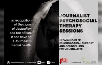 How being a journalist in Nigeria can impact mental health