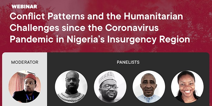 A meeting on the current trends in Nigeria's conflict regions and the challenge of humanitarian response