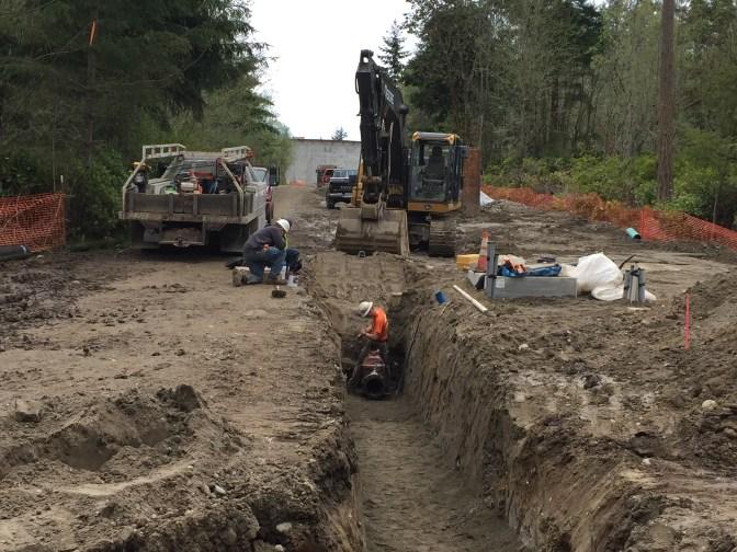 Site Utility Work