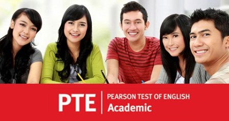 PTE - Pearson Test Of English Academic