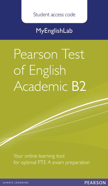 Pearson Test of English Academic B2