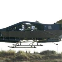 Sorprendente ambulancia voladora surca los cielos en Israel