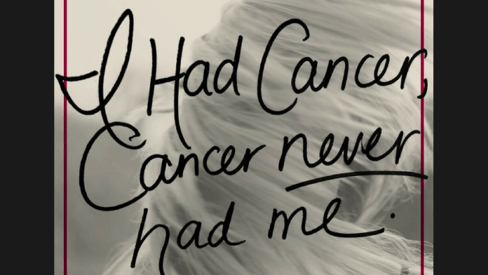 I Had Cancer