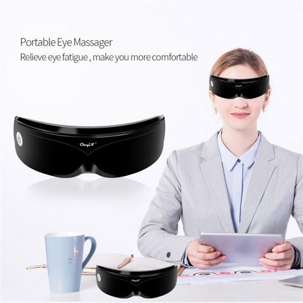 Magnetic Vibrating Eye Massager Massagers Magnetic Vibrating Eye Massager