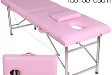 3-Fold, Sleek and portable Massage Table Massage Tables 3-Fold, Sleek and portable Massage Table