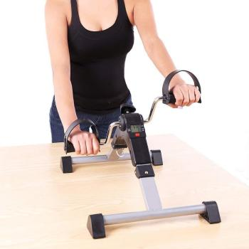 Adjustable Pedal with LCD Monitor Fitness Adjustable Pedal with LCD Monitor