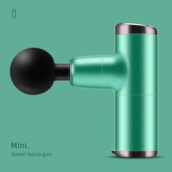 Mini Massage Gun – 4 heads Massage & Relaxation Mini Massage Gun – 4 heads