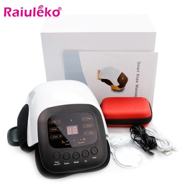 Infrared Heating & Vibrating Knee Massager Physiotherapy Infrared Heating & Vibrating Knee Massager