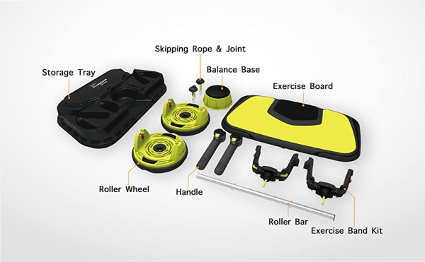 Wonder Core Genius – 10-in-1 Abs Trainer Fitness Wonder Core Genius – 10-in-1 Abs Trainer