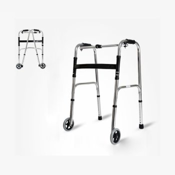 PTE Walker With Wheels Assistive Devices PTE Walker With Wheels