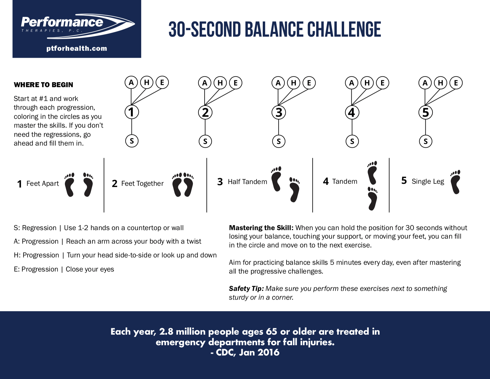 30 Second Balance Challenge Download Confirmation