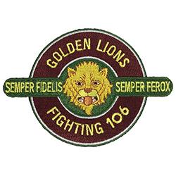 106 Golden Lions