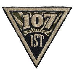 107ist Triangle: Bronze