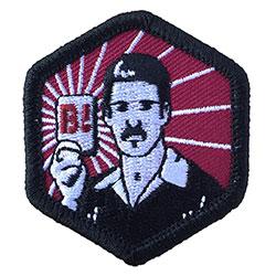 Booked 2 Merritt Badge