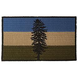 Cascadia Flag: Earth Tone