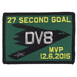 DV8 Stealth Goal