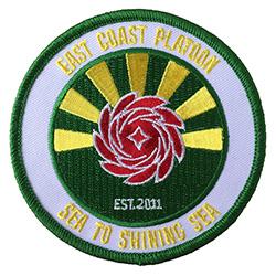 East Coast Platoon Rose