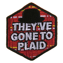 Gone to Plaid MB