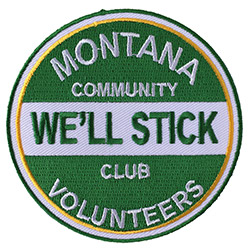 Montana Volunteers: We'll Stick