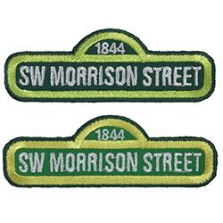 Morrison Street: Light