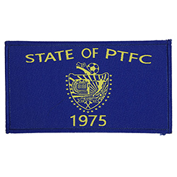 State of PTFC Flag
