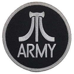Timbers Army Atari: Black
