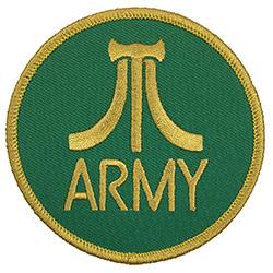 Timbers Army Atari: Green