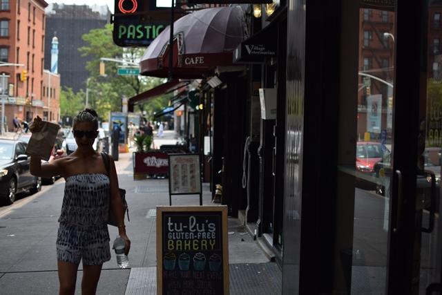 My Top Five Gluten Free Restaurants in New York