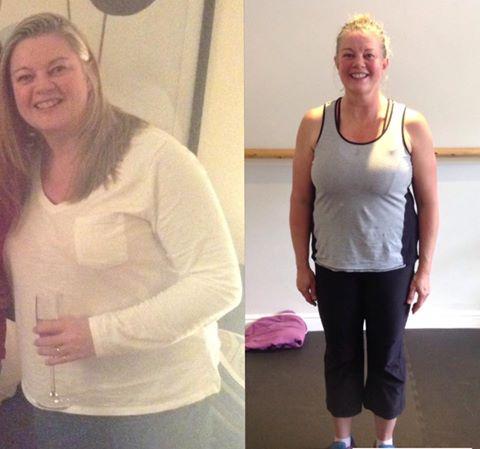 Transformation story: Debbie's Progress so far!