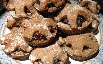New Christmas Recipe: Healthy Mince Pies!