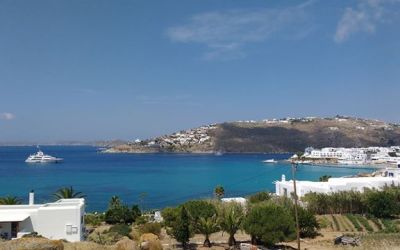 How to eat Gluten-Free and Healthy in Mykonos