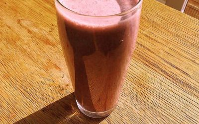 New Recipe: Low-sugar Smoothie That Keeps You Full