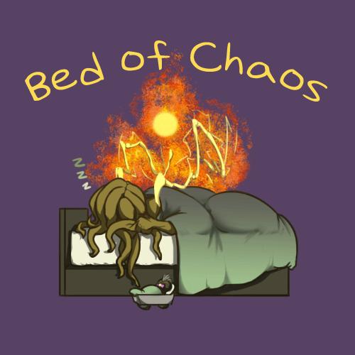 Bed Of Chaos U2013 PTGigi