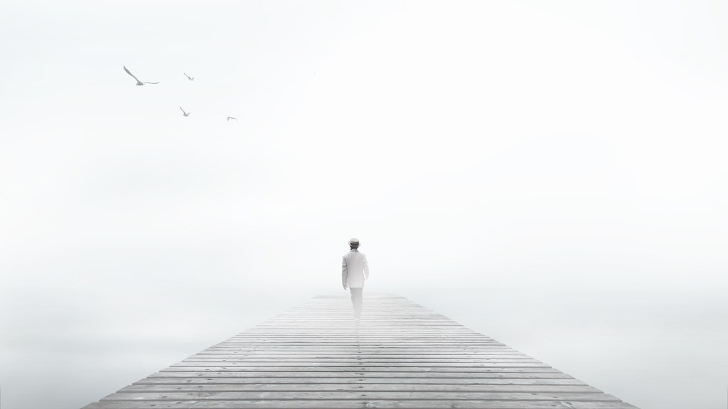 Personal communication won't just disappear into the fog