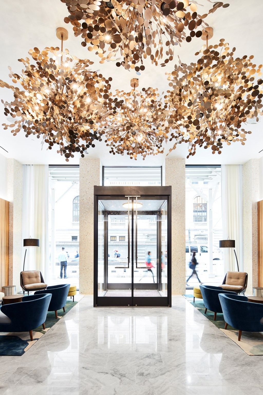 Park Terrace Hotel on Bryant Park Pictures  Contemporary