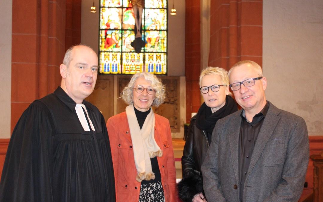 Hilfreiches Engagement der Kirche