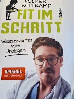 Der Urologe Volker Wittkamp