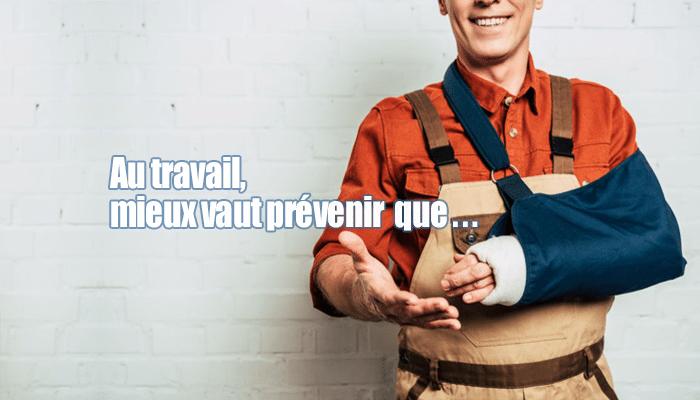 Prévenir accidents du travail