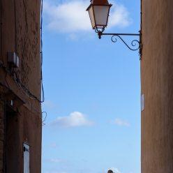 Jour de vent à Bonifacio
