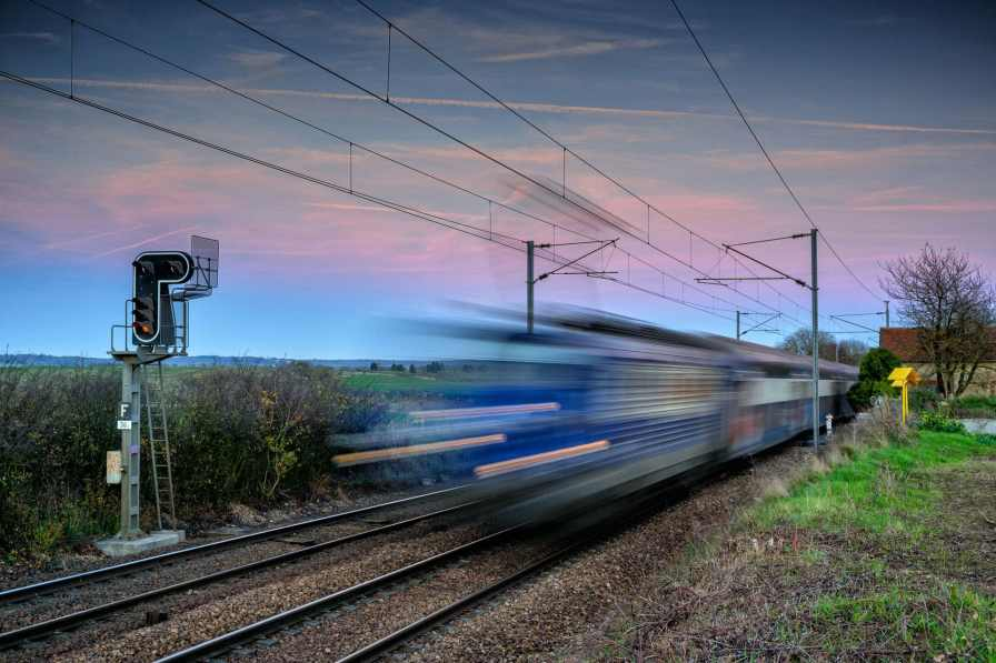 Train du soir